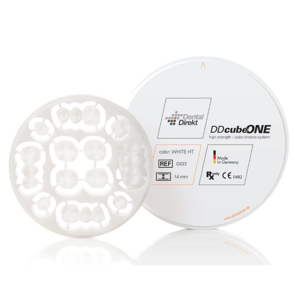 Dental Direkt zirconium dioxide Image
