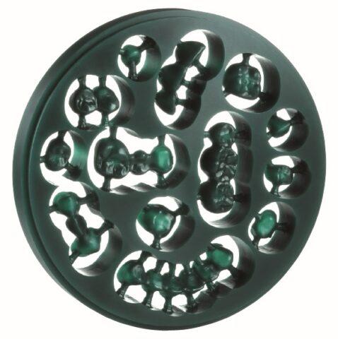 Wax Disk Image