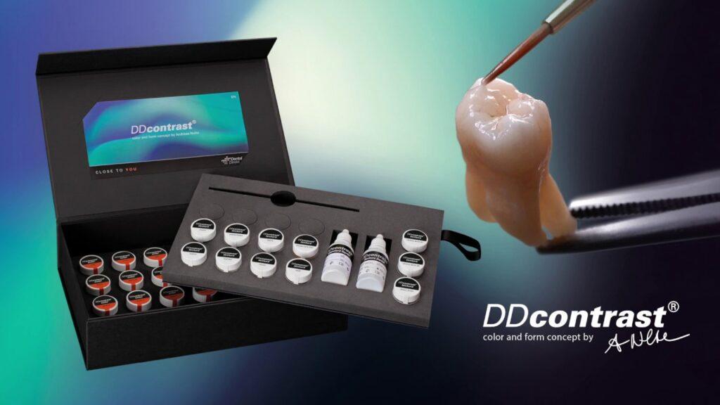 Dental Direkt contrast® Image